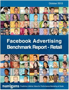 Nanigans Facebook Advertising Benchmark Report - Retail